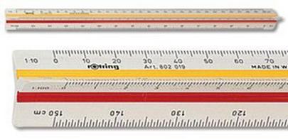 Набор лекал Rotring Centro Burmester Curves Set 3 предмета пластик S0221301